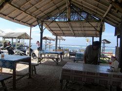スランガンビーチ