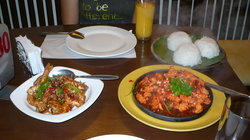Ocho Seafood Grill