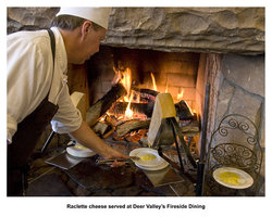 Fireside Dining at Empire Canyon Lodge