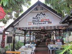 Heidi's Gardenrestaurant