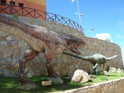 Dinosaur Tracks (Cal Orck'o)