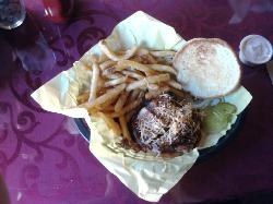 Goode's Q and Bayou Grill