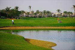 Stella Golf Course - 1st hole