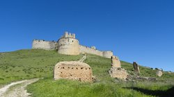 Castle of Berlanga de Duero