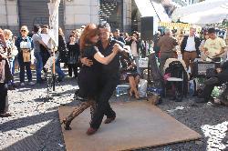 Tango bei Straßenmarkt in San Telmo (31551169)