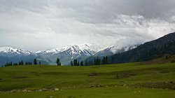 The View of Gulmarg