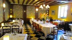 Restaurant de l'hotel le Laurier