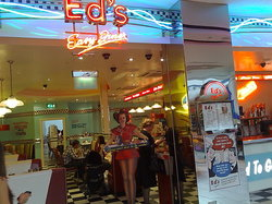 Ed's Easy Diner - Lakeside