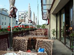 Cafe zum Baumeister