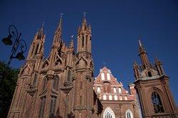 Bernardine Church (Bernardinu Baznycia)