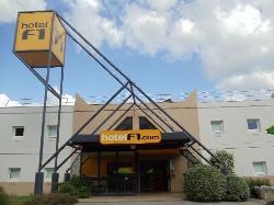 hotelF1 Geneve Aeroport Ferney Voltaire