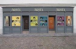 Дизайнерский магазин Артель