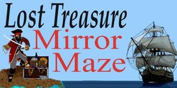 Lost Treasure Mirror Maze