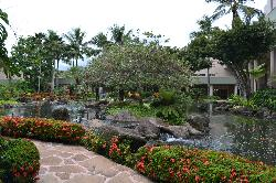 Photo of some of their beautiful gardens