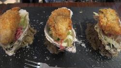 Deep Fried Oyster