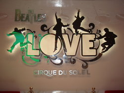 The Beatles - Love - Cirque du Soleil