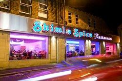 Shimla Spice Restaurant - Shipley