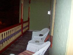 The Wanner Suite Balcony