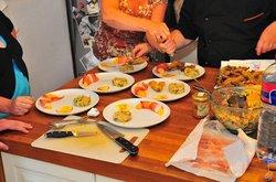 Alessandra Federici's Cucina Cooking School