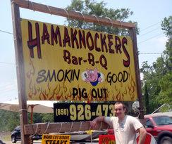 Hamaknockers BBQ