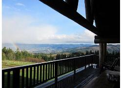 Sakura Ridge view