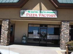 ‪Pizza Factory‬