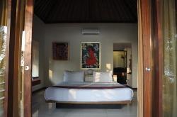Room 28: 1st Floor Ocean View room at Pool Villas Hotel