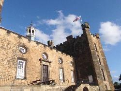 Lumley Castle front