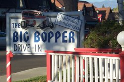 ‪Big Bopper Drive-In‬