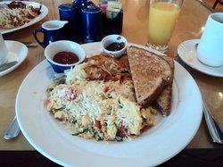 Wild Blueberry Cafe LLC