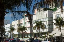 In the middle of Art Deco South Beach!