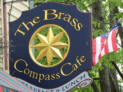 ‪Brass Compass Cafe‬