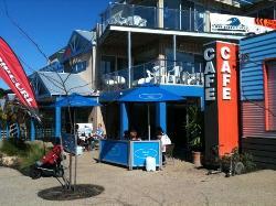 The Island Accommodation & The Big Wave Cafe