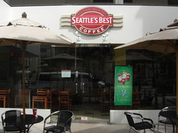 Seattle's Best Coffee Waikiki Beach Marriott
