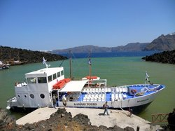 Full-Day Caldera Cruise: Volcano Island, Hot Springs, and Sunset at Oia