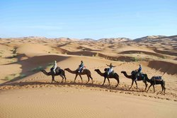 Tour in Marocco