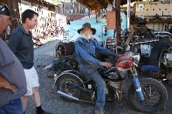 'TripAdvisor' from the web at 'https://media-cdn.tripadvisor.com/media/photo-f/01/e6/7e/d0/wwii-harley-still-runs.jpg'