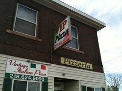 Vintage Italian Pizza