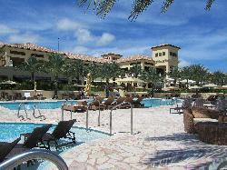 Main pools and lobby