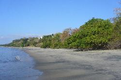 on of many beaches in Panama (31914617)