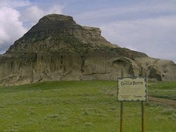 Castle Butte