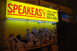 Speakeasy Restaurant & Cocktail Bar