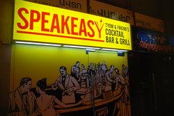 Speakeasy Cocktail Bar & Grill
