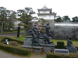 Puing Istana Kasumigajo