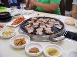 Minsok Korean Restaurant