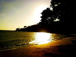 sunset @ senggigi beach (31956777)