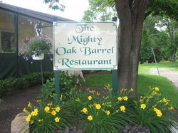 The Mighty Oak Barrel