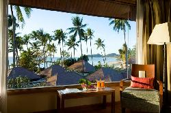 The remarkable natural beauty of Koh Chang as seen from a Suite.