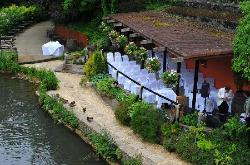 Setting for the outside Ceremony