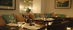 The Fireside & Terrace Restaurant at The Cove Cornwall Hotel